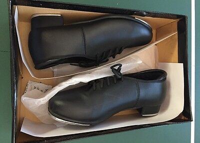 Adult Jazz Theatricals Black Tap Shoes size 7.0