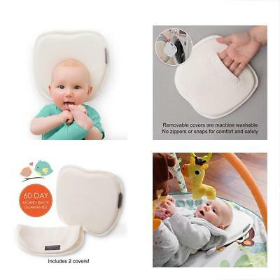 Baby Pillow Prevent Flat Head Plagiocephaly Newborn Infant Shaping Neck Support