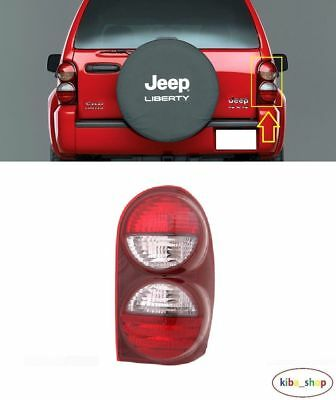 Jeep Cherokee/Liberty 2005 - 2006 New Rear Tail Light Lamp Right N/S Usa