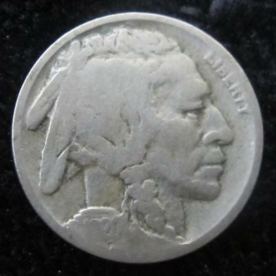 1920-D Buffalo Nickel * Great for a Book! * Almost 100 Years Old!!