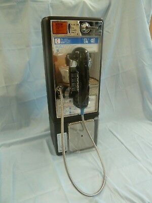 New Western Electric Payphone 1D2 Protel 8000 Smart Board w/ Locks and Key AT&T