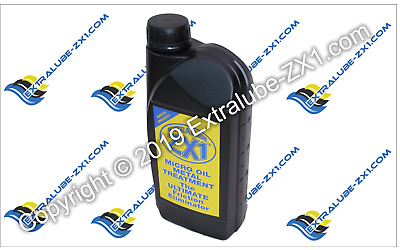 Extralube ZX1 Micro Oil Friction Eliminator - 1 litre - Official UK Seller