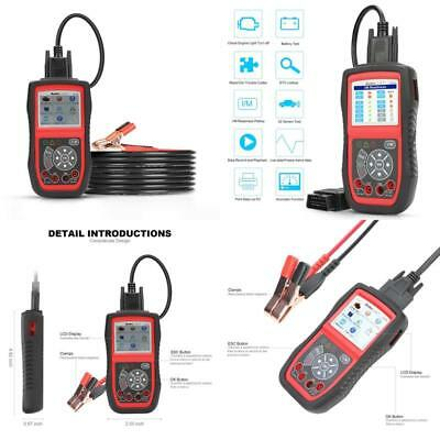 Autel Al539B Obd2 Scanner Battery Tester Car Code Reader Automotive Circuit