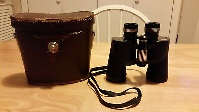 Vintage Swift Saratoga Binoculars with case