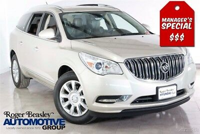 Buick Enclave Premium 2014 Buick Enclave Premium 3.6L V6 Automatic Front-wheel Drive SUV Onstar Bose