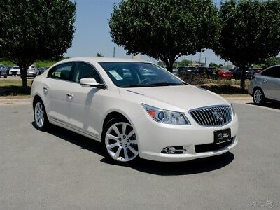 Buick Lacrosse Touring Group 2013 Buick Lacrosse Touring Group 3.6L V6 24V Automatic FWD Sedan OnStar