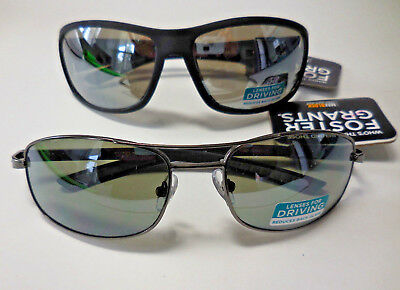 Lot of Mens Foster Grants Sunglasses Two Pairs
