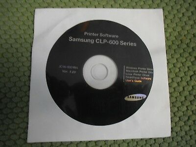 Genuine Dell C2660DN Color Laser Printer CD Software Drivers Utilities and Doc