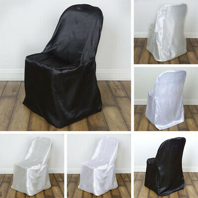 Marvelous 25 Pcs Satin Folding Chair Covers Wedding Party Catering Camellatalisay Diy Chair Ideas Camellatalisaycom