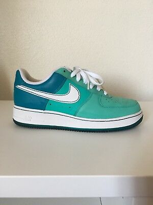 NIKE AIR FORCE 1 Cloverdale Park Custom Paint Women size 8.5 Youth ... f96247108