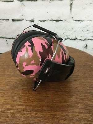 Baby Banz earBanZ Infant Hearing Protection Pink camo - 32