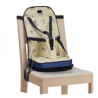 PORTABLE TRAVEL SAFETY Baby High Chair Booster Seat Harness ...
