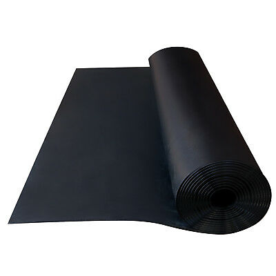 Neoprene Rubber Sheet Sheeting Flooring Garage Rolls 1.4m Wide x 1.5MM,3MM,6MM