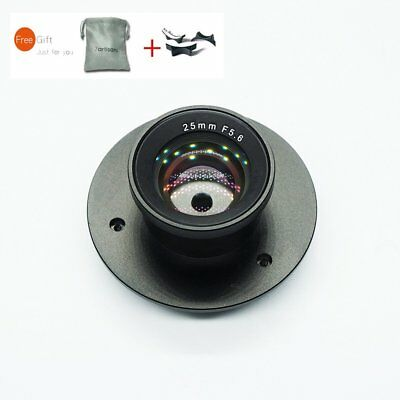 7artisans 25mm F5.6 Drone Aerial Camera APS-C Manual Fixed Lens For Sony E Mount