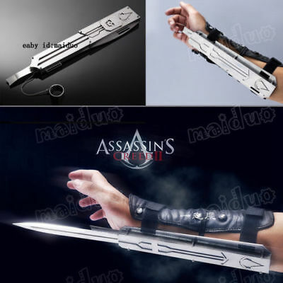 Assassin's Creed Hidden Blade Cosplay Stainless Steel Resilience Catapult Launch