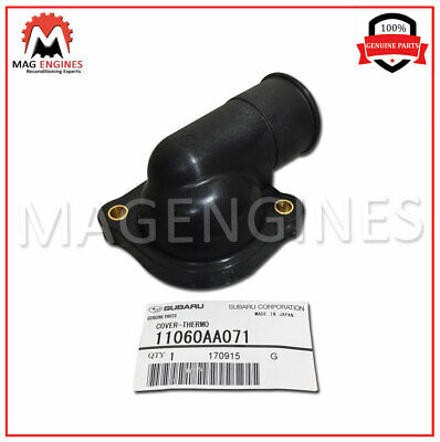 11060-Aa071 Genuine Engine Coolant Thermostat Housing Cover For Subaru Impreza