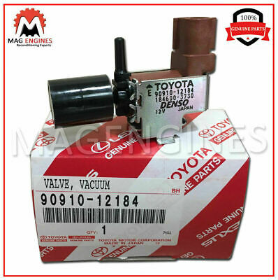 90910-12184 Toyota Genuine Valve, Vacuum Switching For Dyna Toyoace Hiace