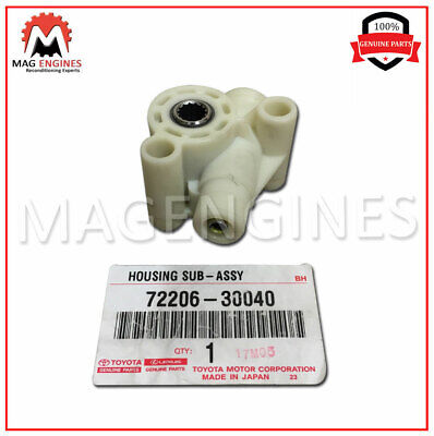 72206-30040 Genuine Power Seat Housing Sub-Assy For Land Cruiser