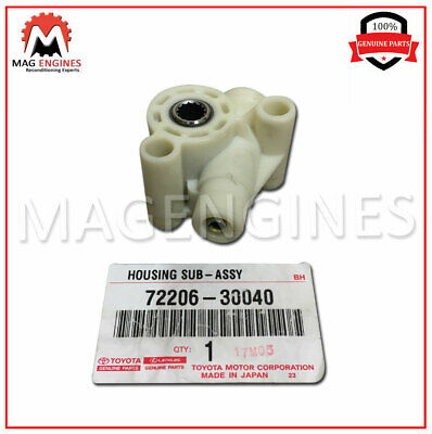 Power Seat Housing Sub-Assy, No.2 Toyota Genuine 72206-30040 For Land Cruiser