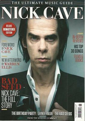 Nick Cave - The Uncut Ultimate Music Guide -  Deluxe Remastered Edition...new
