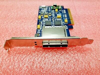 *VB* Cyclone Microsystems 270-R0425 PCIe2-425 Host Bus To PCLe Expansion Adapter