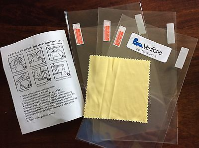 Verifone MX-915 MX915Pack of Three Anti Glare Screen Protectors