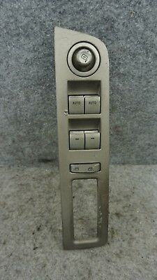 07 08 09 10 Lincoln MKX Driver Side Master Window Control Switch With Bezel