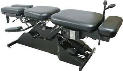Chiropractic Stationary Auto Flexion Table Free Shipping To 48 contigous States