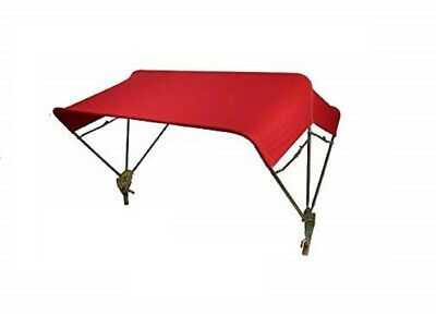 """International Case IH Tractor Umbrella Buggy Top 3 Bow 48"""" Frame & Red Cover"""