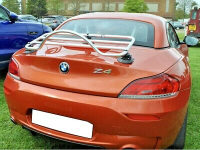BMW Z4 E89 Luggage Rack ; No Clamps No Damage : Better Than Stainless Steel