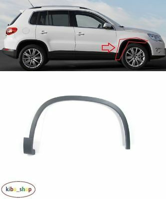 Vw Tiguan 5N 2007 - 2016 New Front Wheel Arch Trim Moulding Right O/s Driver