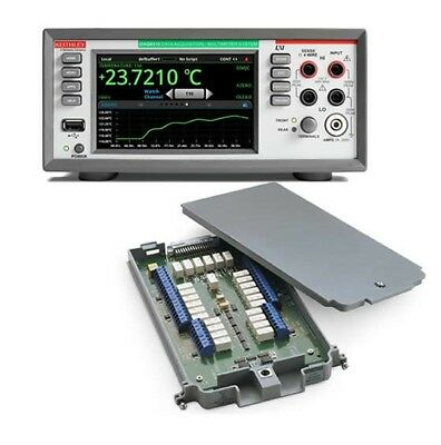 Keithley DAQ6510/7700 Data Logger with Model 7700 Multiplexer Module