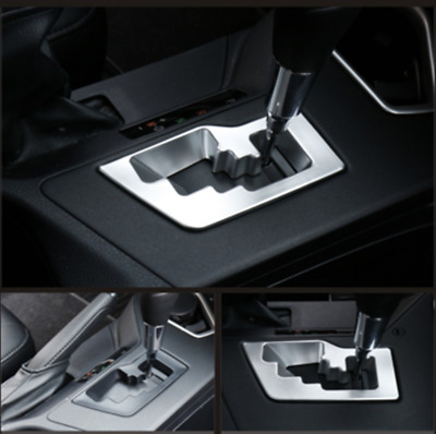 Interior Gear Cover Trim Car Styling Accessories For Toyota Rav4 2016 2017 2018