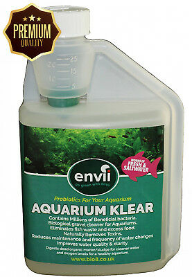 Envii Aquarium Klear – Algae Control & Biological Green Water Treatment...