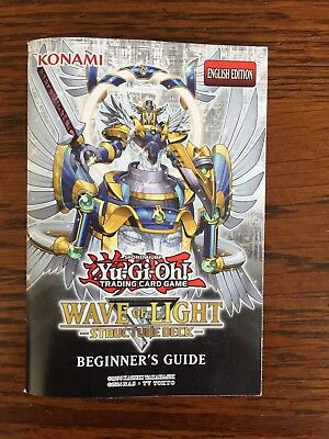 Beginner's Guide -  Wave of Light Structure Deck - Yu-Gi-Oh! - Yugioh