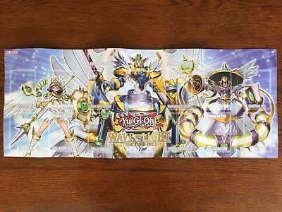 Paper Playmat - Wave of Light Structure Deck - Yu-Gi-Oh! - Yugioh