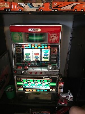Aruze big chance slot machine everything works