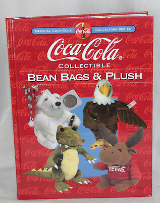 Collector's Guide to Coca Cola Collectible Bean Bags and Plush Hardcover Harry
