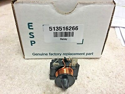 EMBRACO, FF10BK1, 115 Volts, Compressor Start Relay, Part# 513516266 Relay ESP