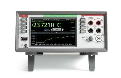 Keithley DAQ6510 Data Acquisition/Multimeter System with 2 Module Slots New