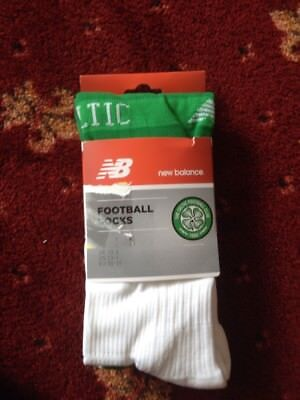 Celtic home FOOTBALL SOCKS JUNIOR 12 TO 2 R.R.P £9.99 GLASGOW CELTIC