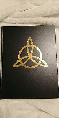 Blank Notebook - Trinity - Book of Shadows - Wiccan - Halloween