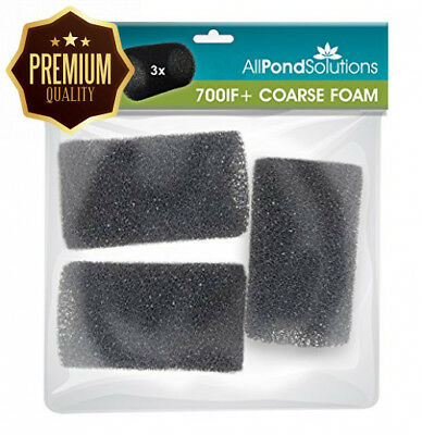 All Pond Solutions Internal Aquarium Filter Foams for 700 IF Plus