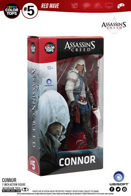 McFarlane Toys Assassins Creed III - Connor 17cm Color Tops Figur