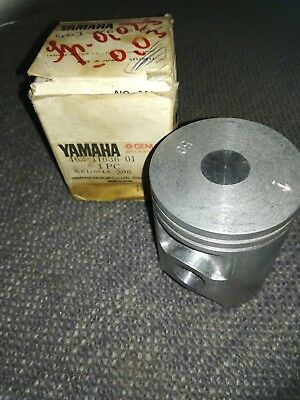 Yamaha Kolben 463-11636-01 2Nd Os +.50Mm Rs100 1975 1976