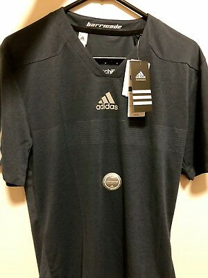 Tennis Apparel Adidas Tennis Men Fall Barricade Climachill Crew Tee