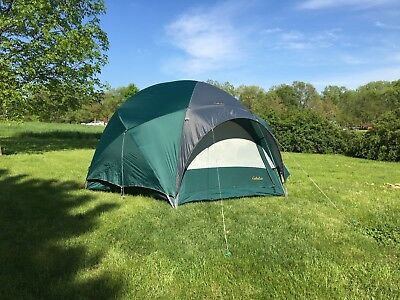04bf7e111a CABELA'S ALASKAN GUIDE Model® Geodesic 8-person Tent - $364.00 ...