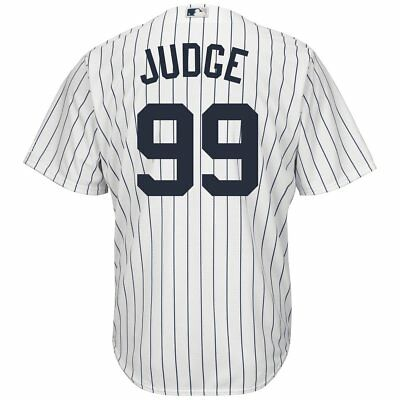 Aaron Judge New York Yankees #99 Youth Cool Base Home Jersey
