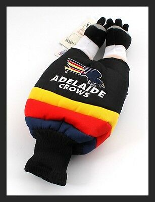 Afl Driver Head Cover - Official Afl Merchandise - Adelaide Crows - New!