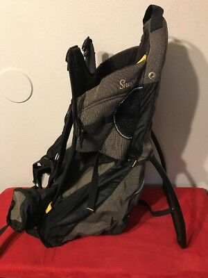 9075eb900de EVENFLOW SNUGLI CROSS Terrain Baby Carrier - Hiking Backpack ...